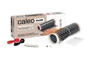 Пленочный теплый пол CALEO SILVER 220 Вт/м2, 10 м2